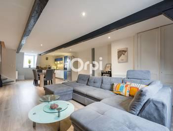 Appartement 5 pièces 100,26 m2