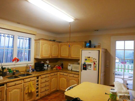 Vente maison 5 pièces 120,29 m2