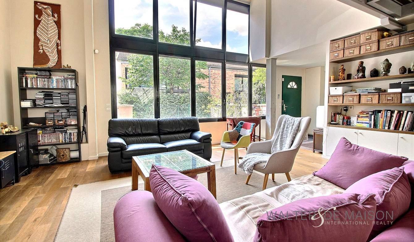 Appartement avec terrasse Cachan