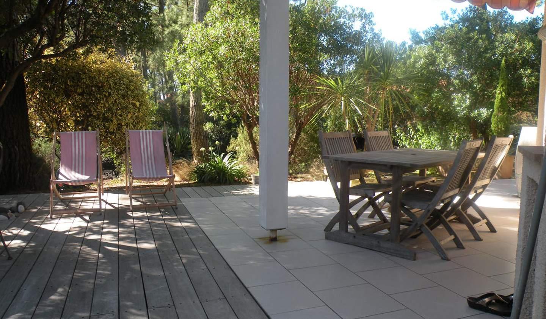 House with terrace Lege-cap-ferret