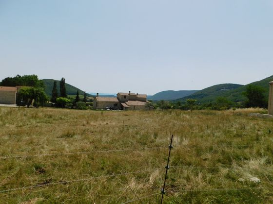 Vente terrain 742 m2