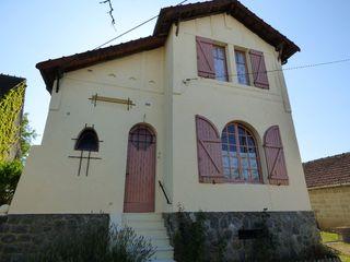 Maison Lussat (23170)