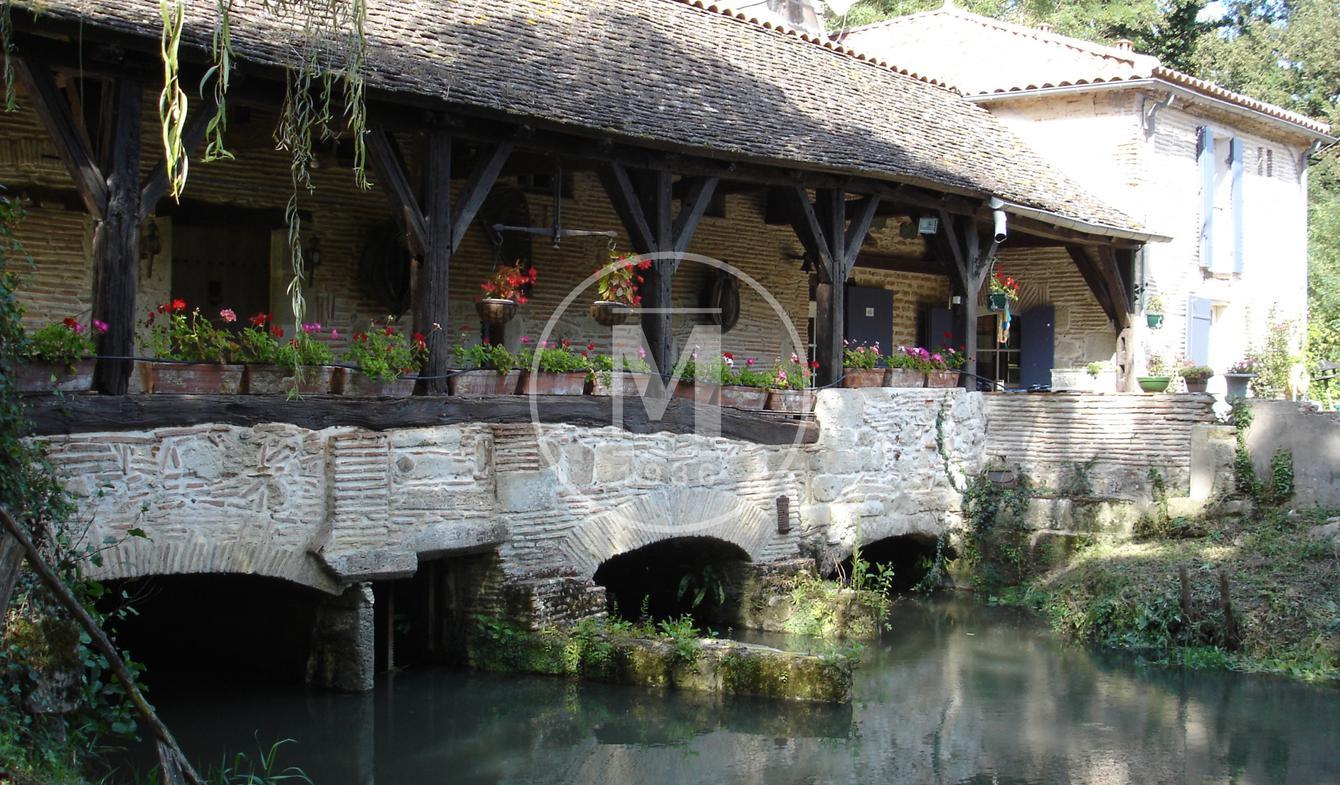 Maison avec terrasse Casteljaloux