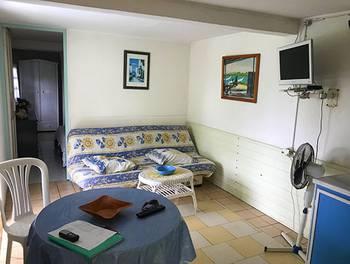 Appartement meublé 2 pièces 27,54 m2