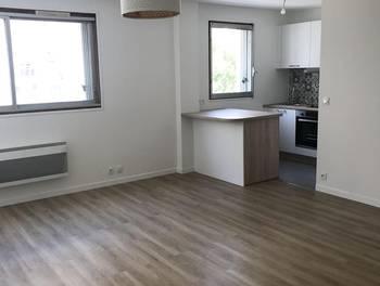 Appartement 2 pièces 45,37 m2