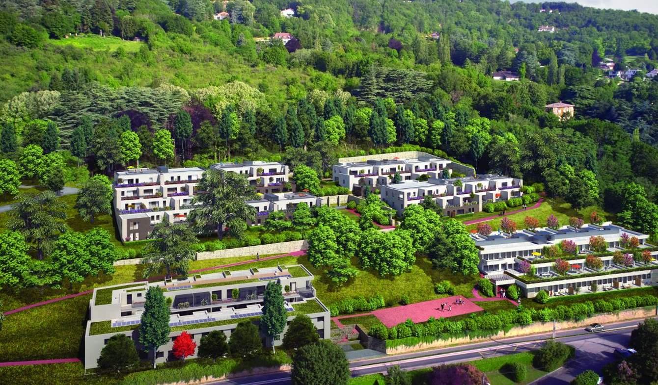 Appartement avec terrasse Saint-Cyr-au-Mont-d'Or