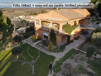 villa à Alignan-du-Vent (34)