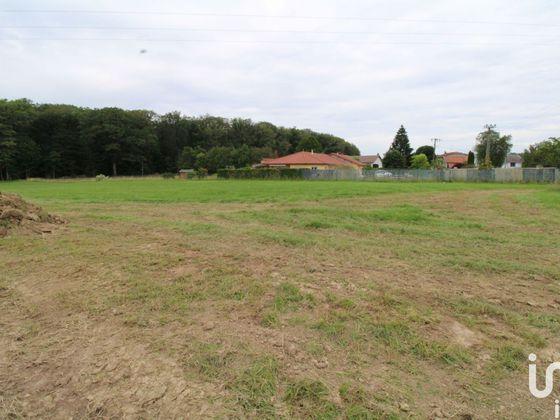 Vente terrain 2637 m2