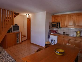 Appartement 2 pièces 45,68 m2
