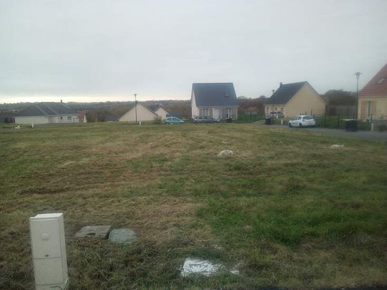Vente terrain à bâtir 639 m2