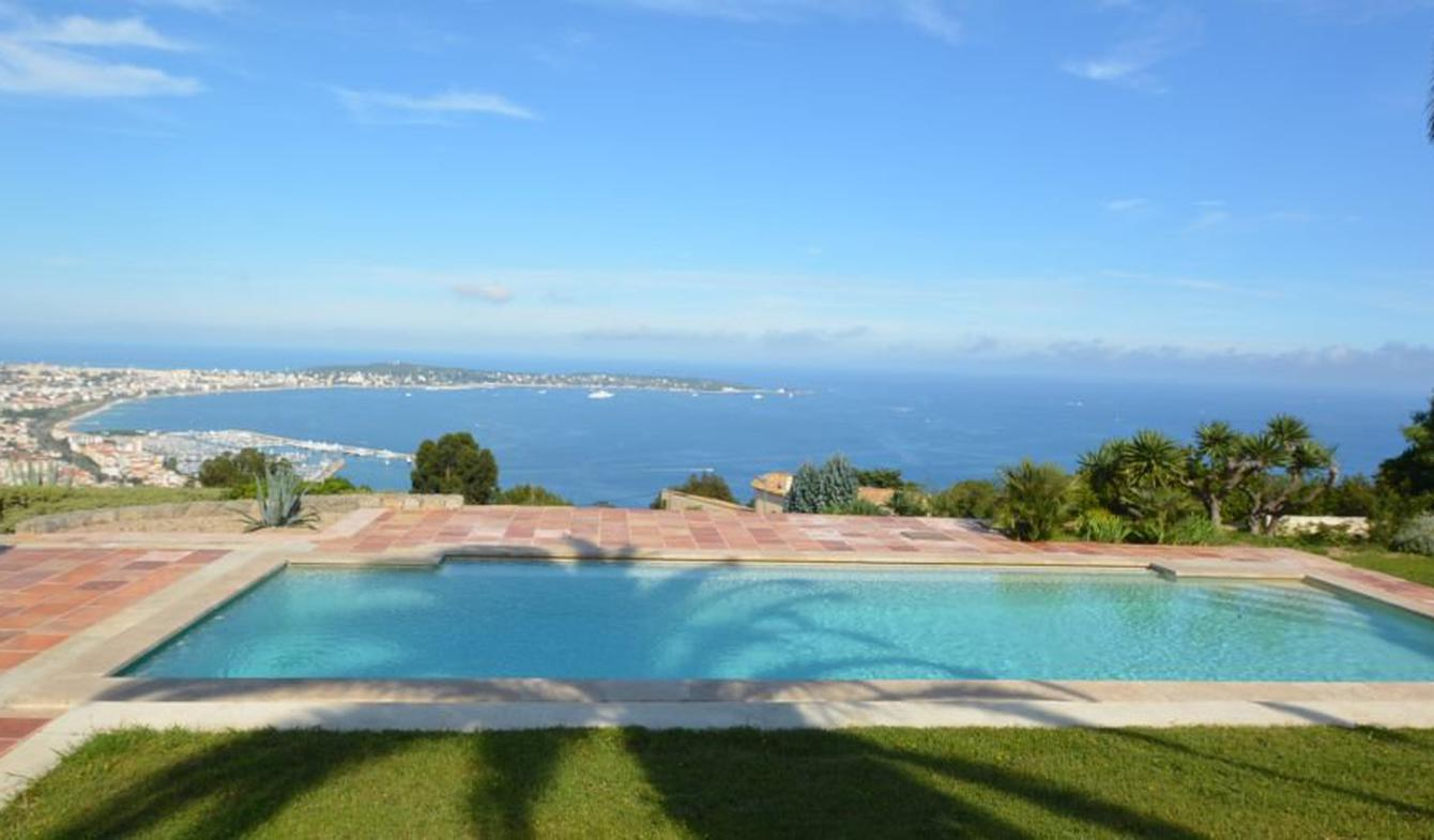 Propriété avec piscine Vallauris