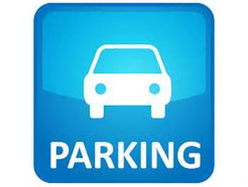 Parking 9,81 m2