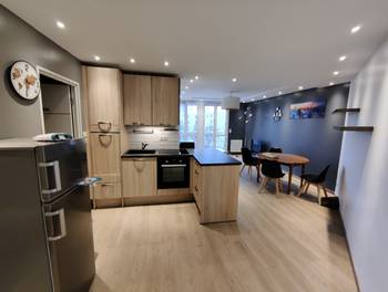 Appartement meublé 2 pièces 45,45 m2