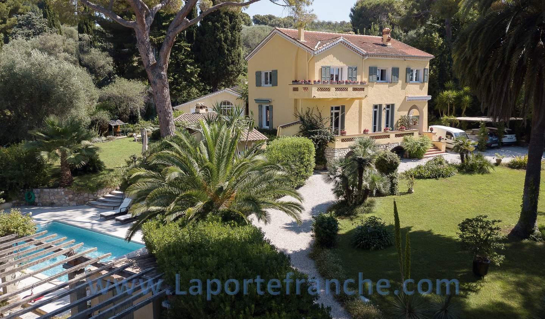 Villa with pool Cagnes-sur-Mer