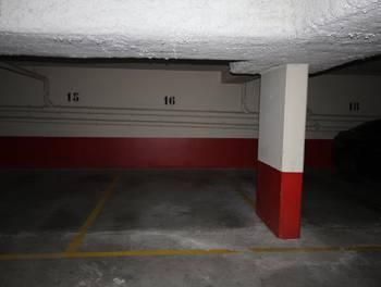 Parking 13,4 m2