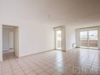 Appartement 4 pièces 84,16 m2