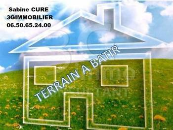Terrain 938 m2