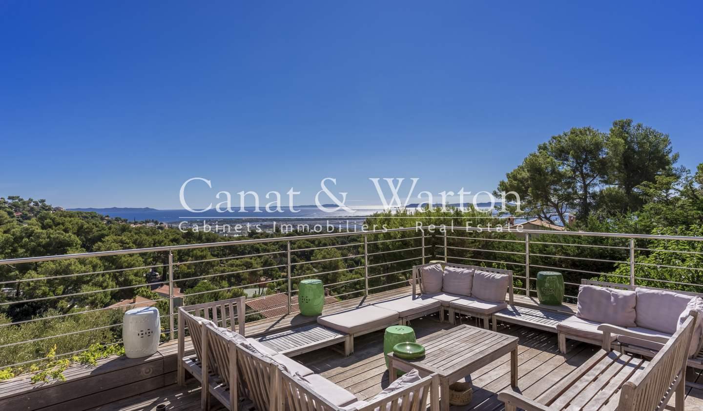 Villa with terrace Hyeres