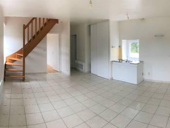 Appartement 4 pièces 54,74 m2
