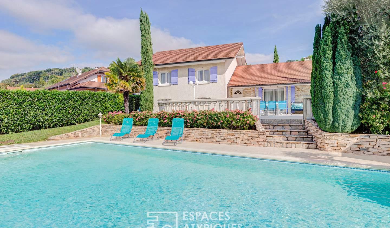 Maison avec piscine et terrasse Vétraz-Monthoux