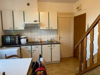 Appartement 3 pièces 47,34 m2