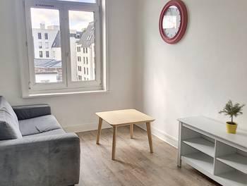 Studio meublé 24,96 m2