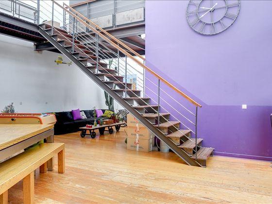 Vente loft 8 pièces 265 m2
