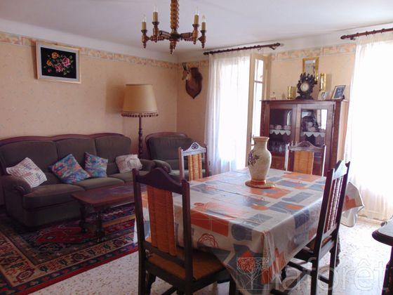 Vente maison 8 pièces 119,61 m2