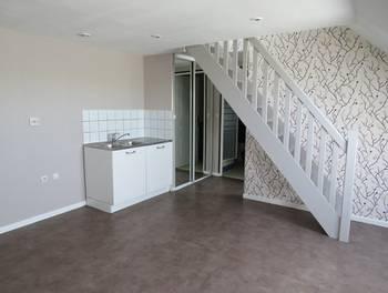 Duplex 3 pièces 31 m2