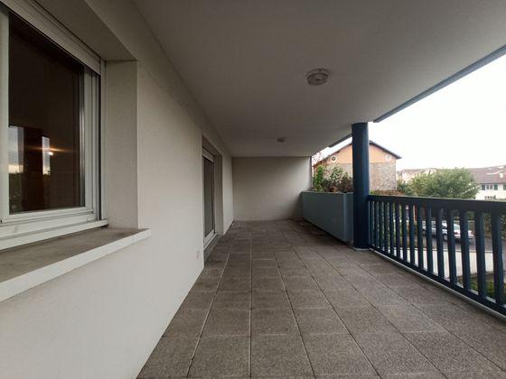 Vente appartement 3 pièces 78,33 m2