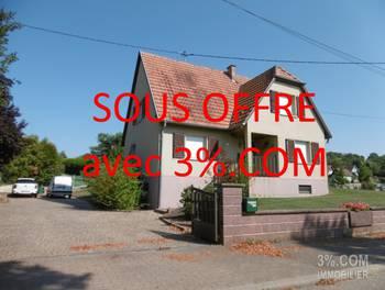 Maison 5 pièces 120,03 m2