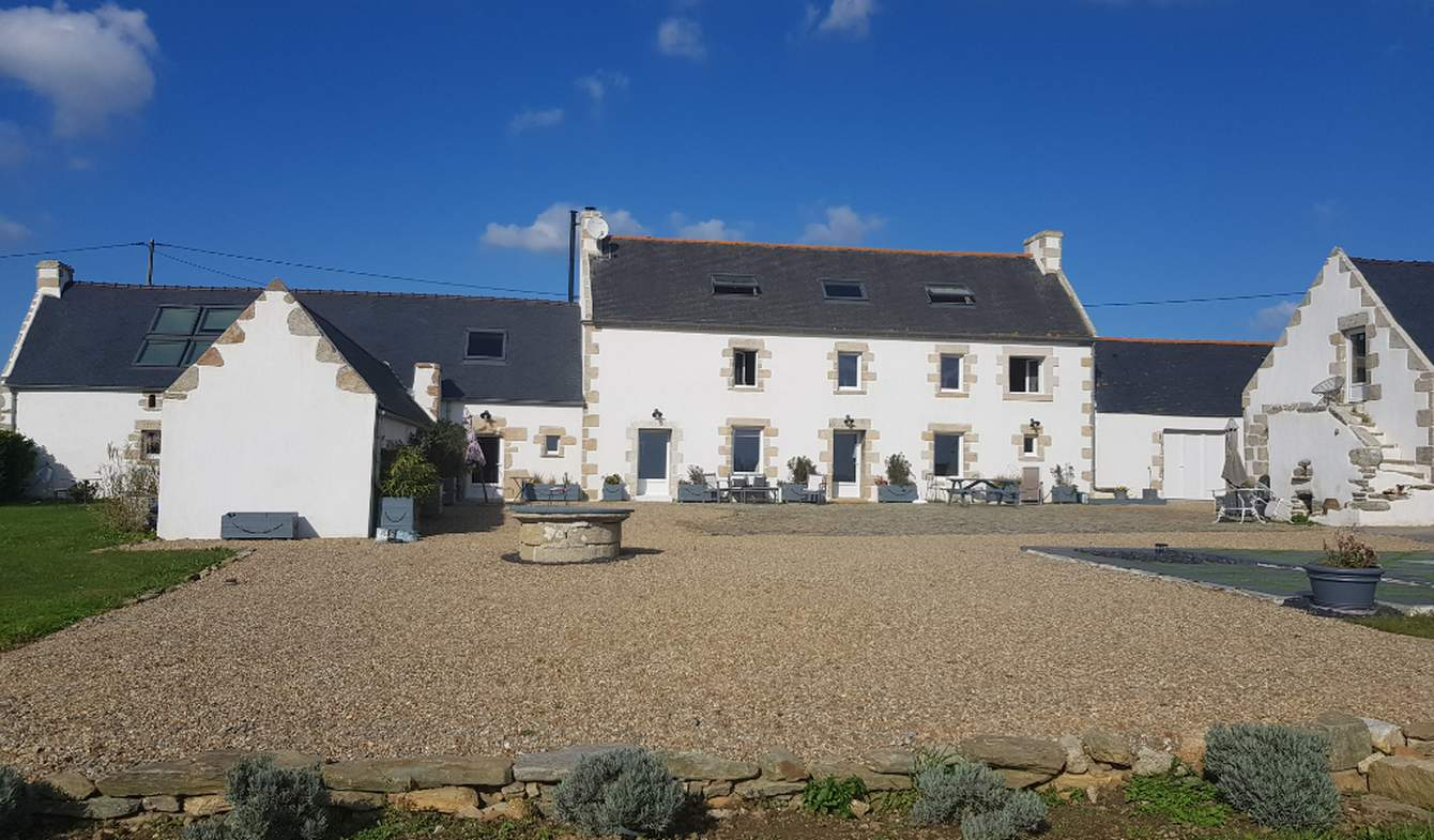 Maison avec terrasse Pouldreuzic
