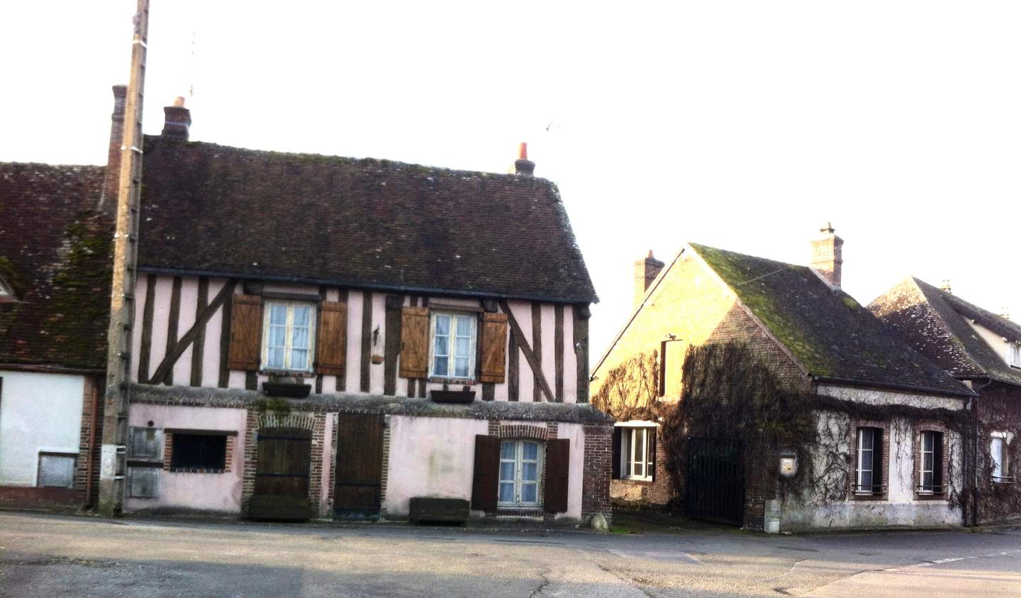 House with garden Nonancourt