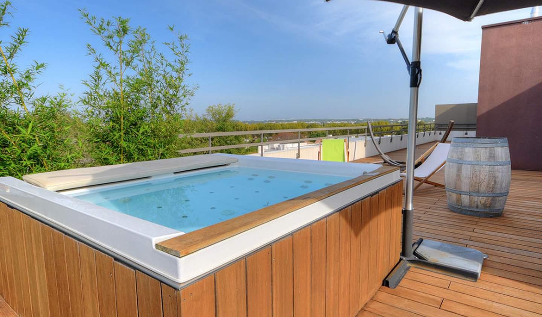 Appartement avec terrasse et piscine Montpellier