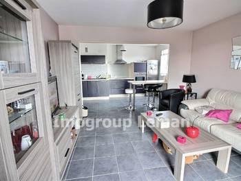 Appartement 3 pièces 64,46 m2