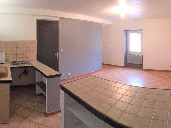 Location appartement 2 pièces 42,46 m2