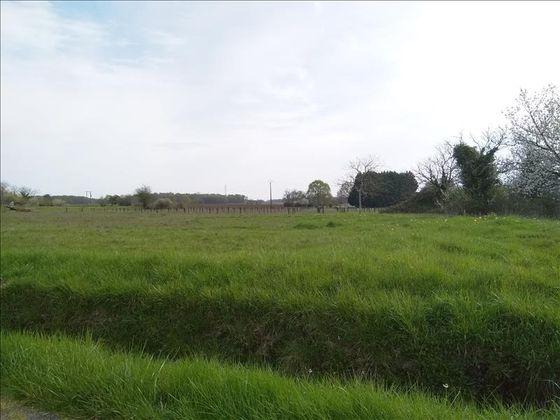 Vente terrain 1000 m2