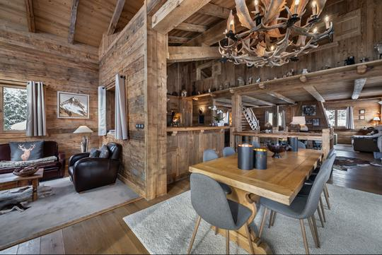 Chalet with terrace