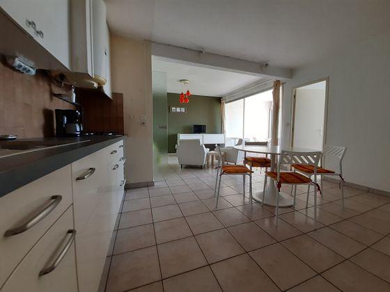 Vente appartement 2 pièces 49,74 m2