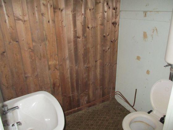 Vente chalet 1 pièce 25 m2