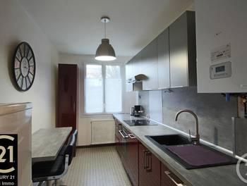 Appartement meublé 2 pièces 47,1 m2