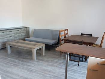 Appartement meublé 3 pièces 57,57 m2