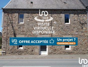 maison à Moustéru (22)