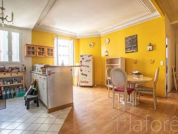 Appartement 8 pièces 148,86 m2