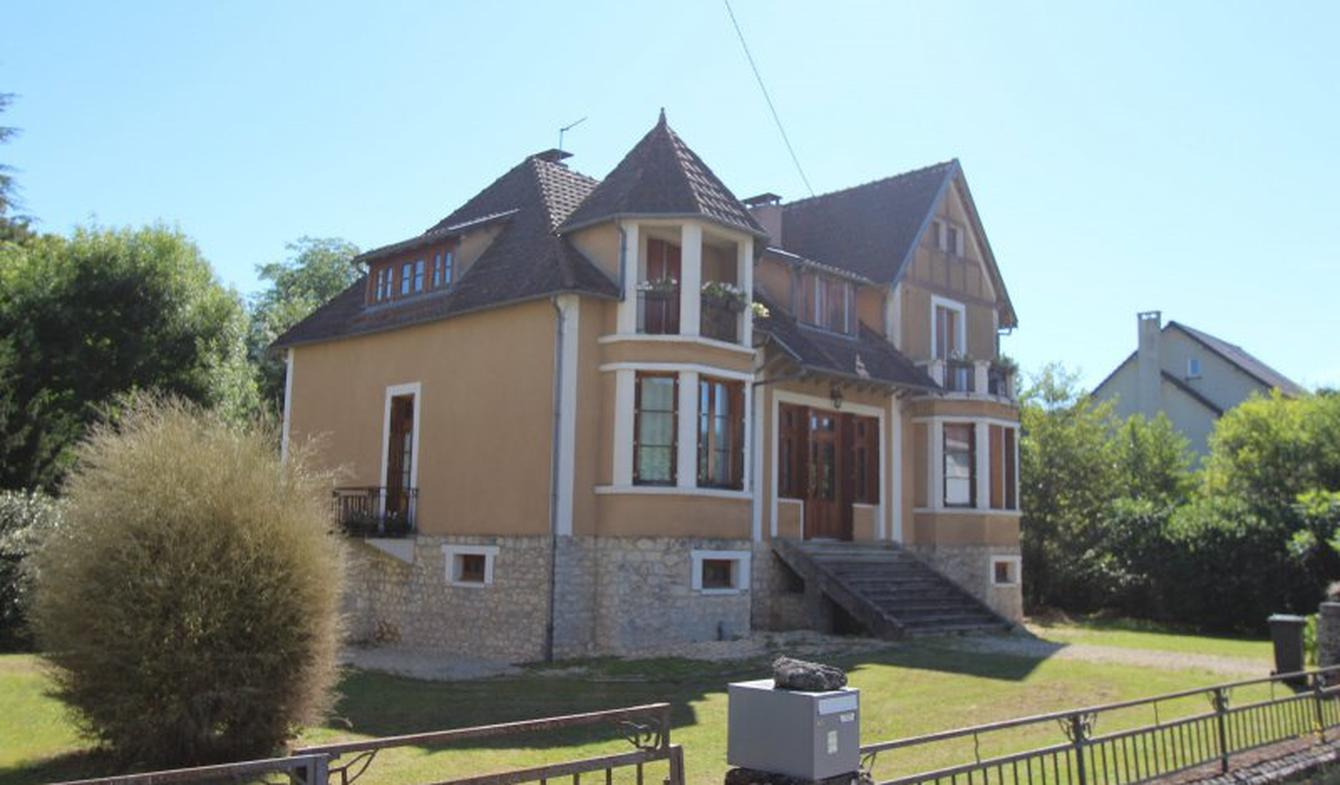 Maison avec piscine Vergt