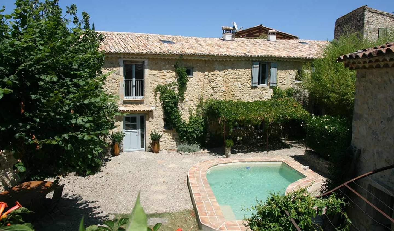 Maison avec piscine et terrasse Uzès