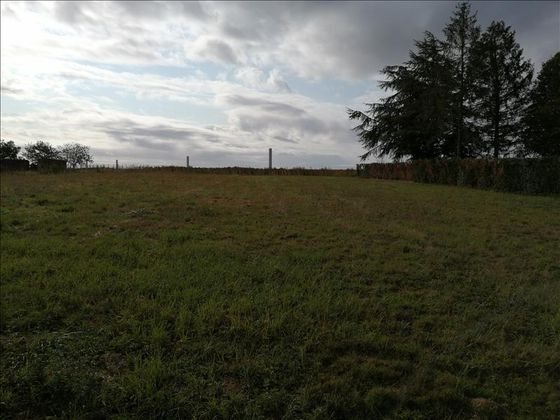 Vente terrain 4800 m2