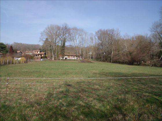 Vente terrain 4100 m2