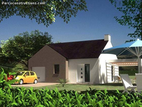 Vente maison 5 pièces 56,2 m2