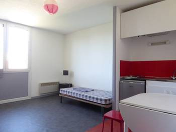 Studio meublé 23,35 m2